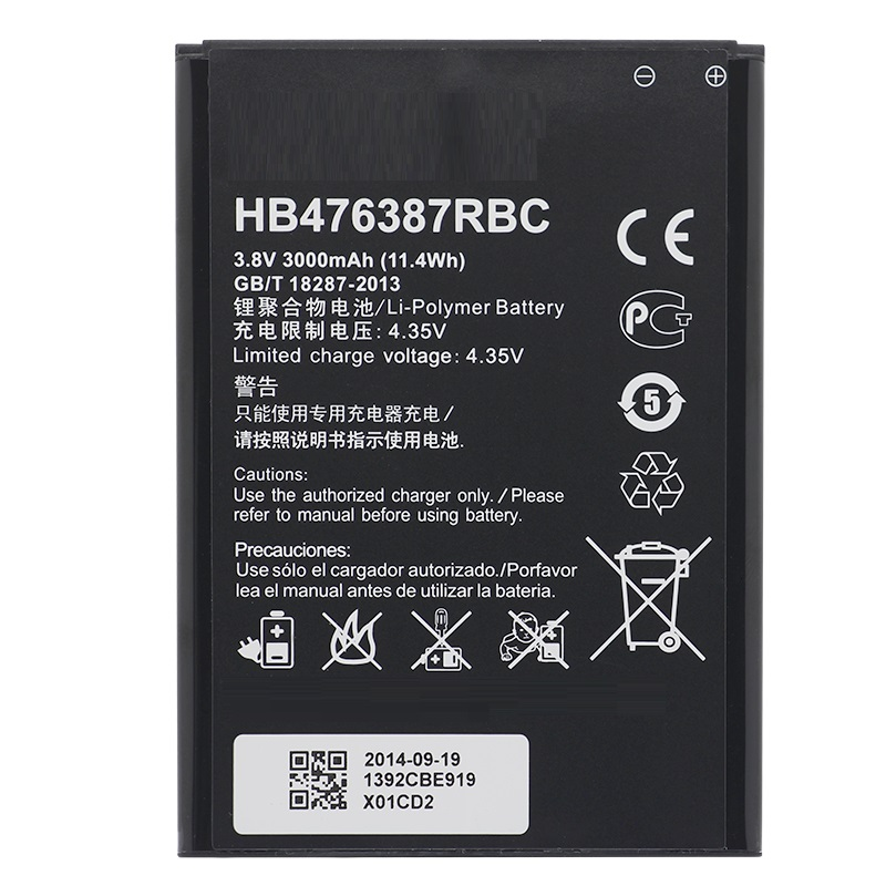 Hua-Wei-HB476387RBC-Original-Replacement-Phone-Battery-For-Huawei-Honor-3X-G750-B199-Rechargeable-Li-ion