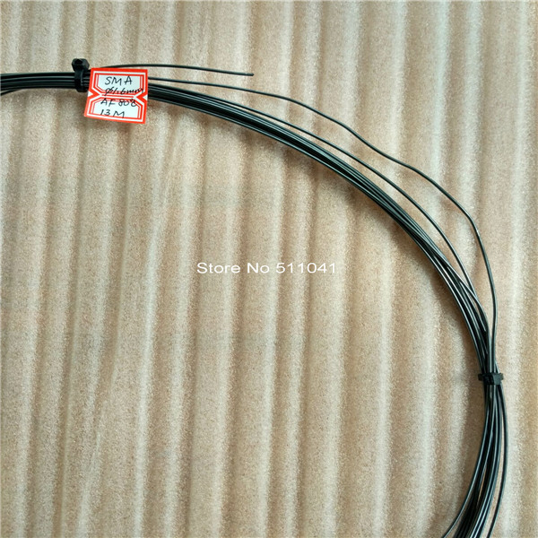 nitinol wire,SMA niti  wire length is 2meters. diameter is 1.6mm and temperature is 80 degree, free shipping penelope curtis modern british sculpture