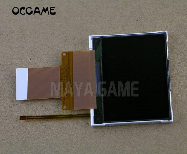 Alta qualidade original nova tela lcd com cabo flexível peças de reparo para gameboy micro gbm