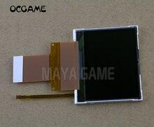 Pantalla LCD Original de alta calidad con piezas de reparación de cable flex para GameBoy micro GBM
