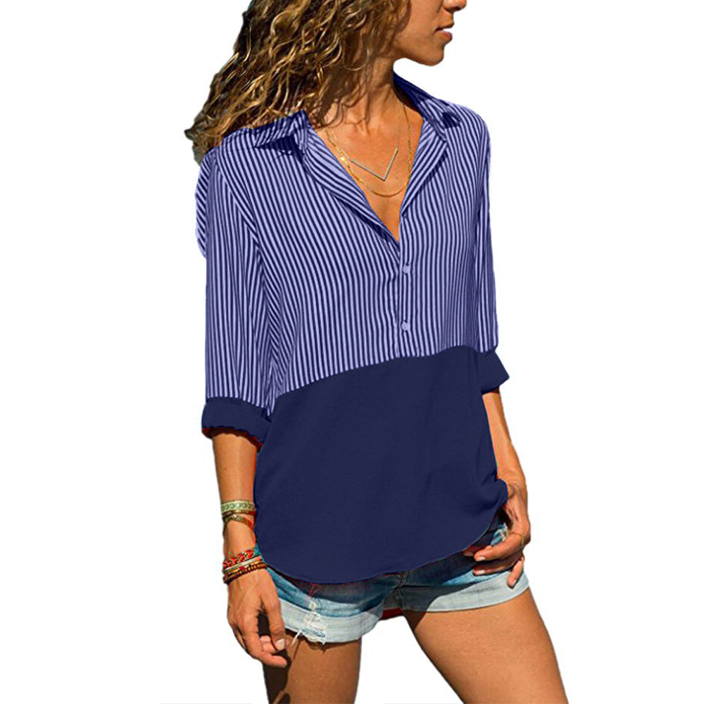 5Xl Tunic Plus Size Sexy Deep V Neck Womens Tops And -7000