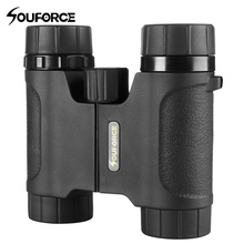 High Quality 8X28 Mini Binoculars Waterproof Telescope Wide Field Angle for Outd