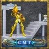 CMT Original BANDAI Tamashii Nations D D PANORAMATION DDP Action Figure Libra Dohko Anime Figure Anime