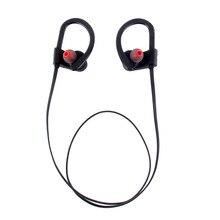 Sans fil Bluetooth 4.1 Crochet D'oreille Écouteurs Sport Casque stéréo Casque pour téléphone ordinateur mp3 mains libres appel instructions vocales
