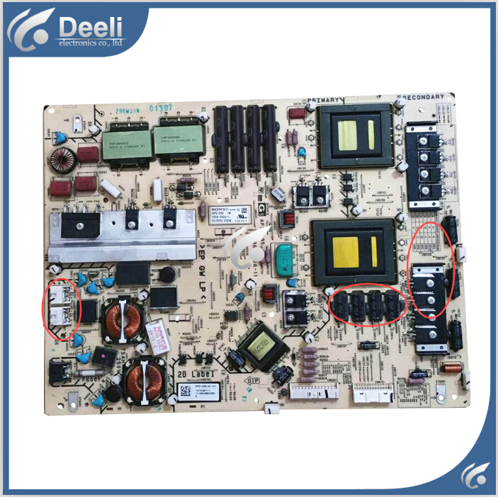 95% new good Working original for Power Supply board KDL-46NX720 1-884-406-11 APS-295 95% new original for 47ld450 ca 47lk460 eax61289601 12 lgp47 10lf ls power supply board on sale