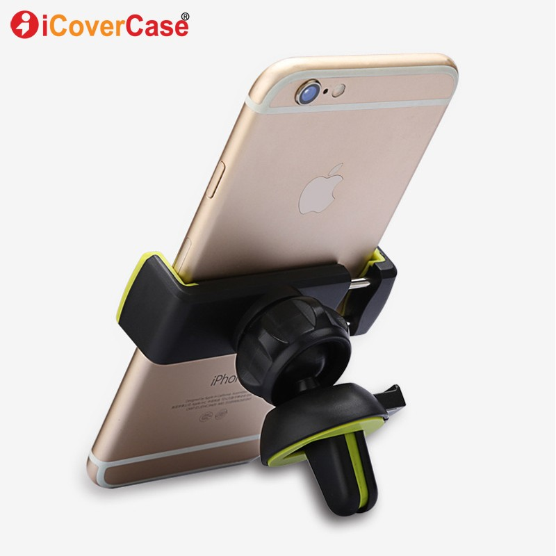 Car Phone Holder for Xiaomi Mi A1 5X A2 6X 6 3 4 5 5S plus note 2 mix 2s Air Vent Mount Holder 360 Rotation Mobile Phone Stand