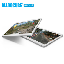 ALLDOCUBE M5X 4G call Tablet PC 10 inch Octa Core 3G/4G  4GB RAM 64GB ROM 2560*1600 Dual Cameras Android 8.0 Tablets 10.1 inch