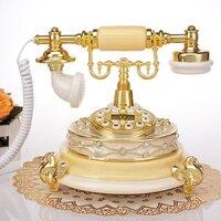 Натуральный нефрит античный Континентальный ретро подарки телефон украшение дома искусство телефон с подсветкой ретро искусство Классиче
