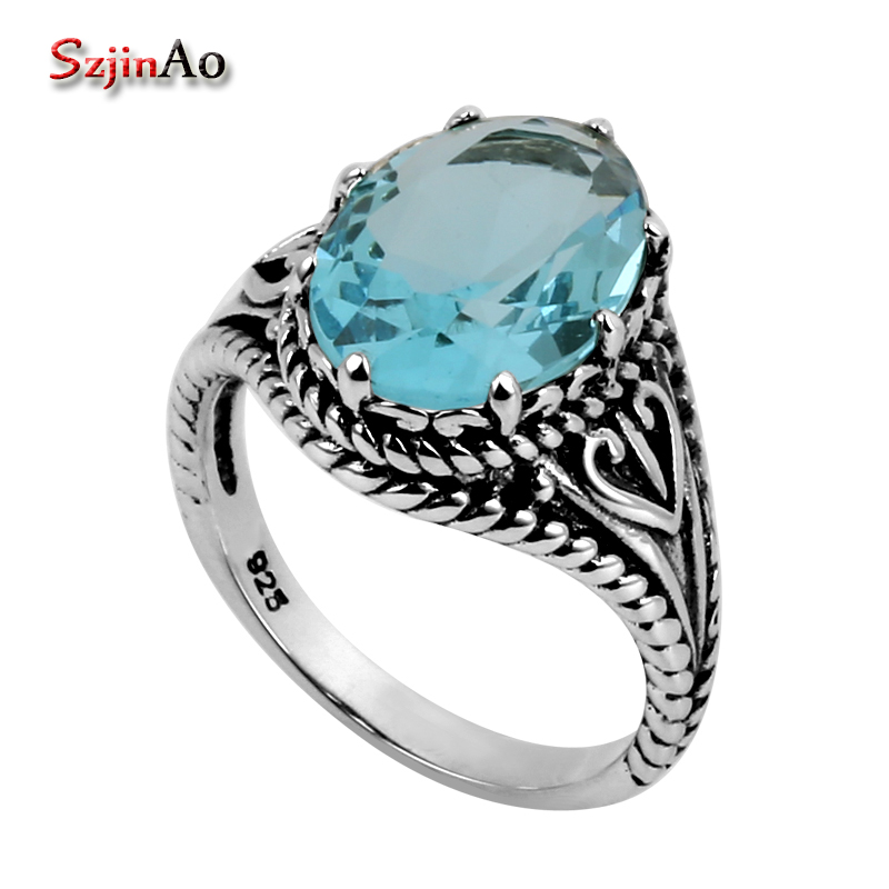 Szjinao 925 sterling silver jewelry wholesale Victoria wieck wedding ring set 925 sterling silver wedding rings for women