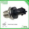 Melhor Promoção! sensor de pressão de combustível ferroviário 1800bar 0281002706 0281002903 0281002937 para cummins volvo iveco man fiat jack renault