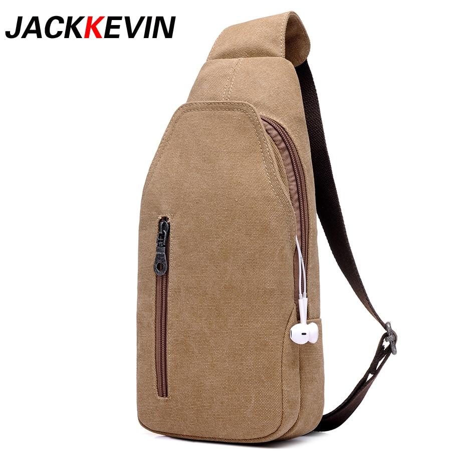 23d2c66ece39 JACKKEVIN Male Package!2018 New Fashion Man Shoulder Bag Men Canvas Messenger  Bags Casual Retro Military Bag FB-6039