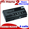 Pa3591u-1bas pa3591u-1brs jigu bateria do portátil para toshiba satellite l401 l402 l40 l45