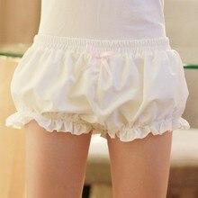 цена на Japanese women girl lolita Harajuku cute pumpkin soft bud bloomers Leggings shorts Safety pants