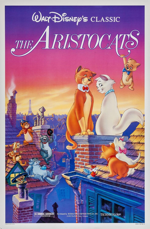 Popular Aristocats Poster-Buy Cheap Aristocats Poster lots