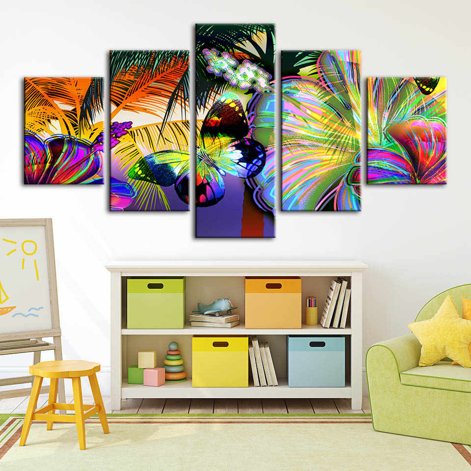 paintings wall art canvas