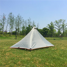 Лидер продаж 3 х сезонная Ультралегкая палатка для 1 2 человек