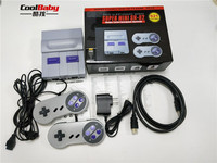 2018 Mini HD HDMI TV Video Game Console Handheld Retro Family Game Console Built In 821 Classic for SNES games Dual gamepad