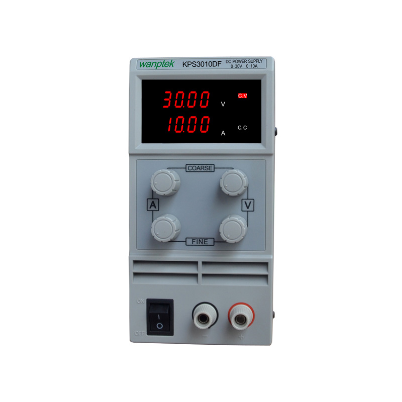 KPS3010DF Adjustable High precision LED display switch DC Power Supply protection function 30V10A 0 01V 0