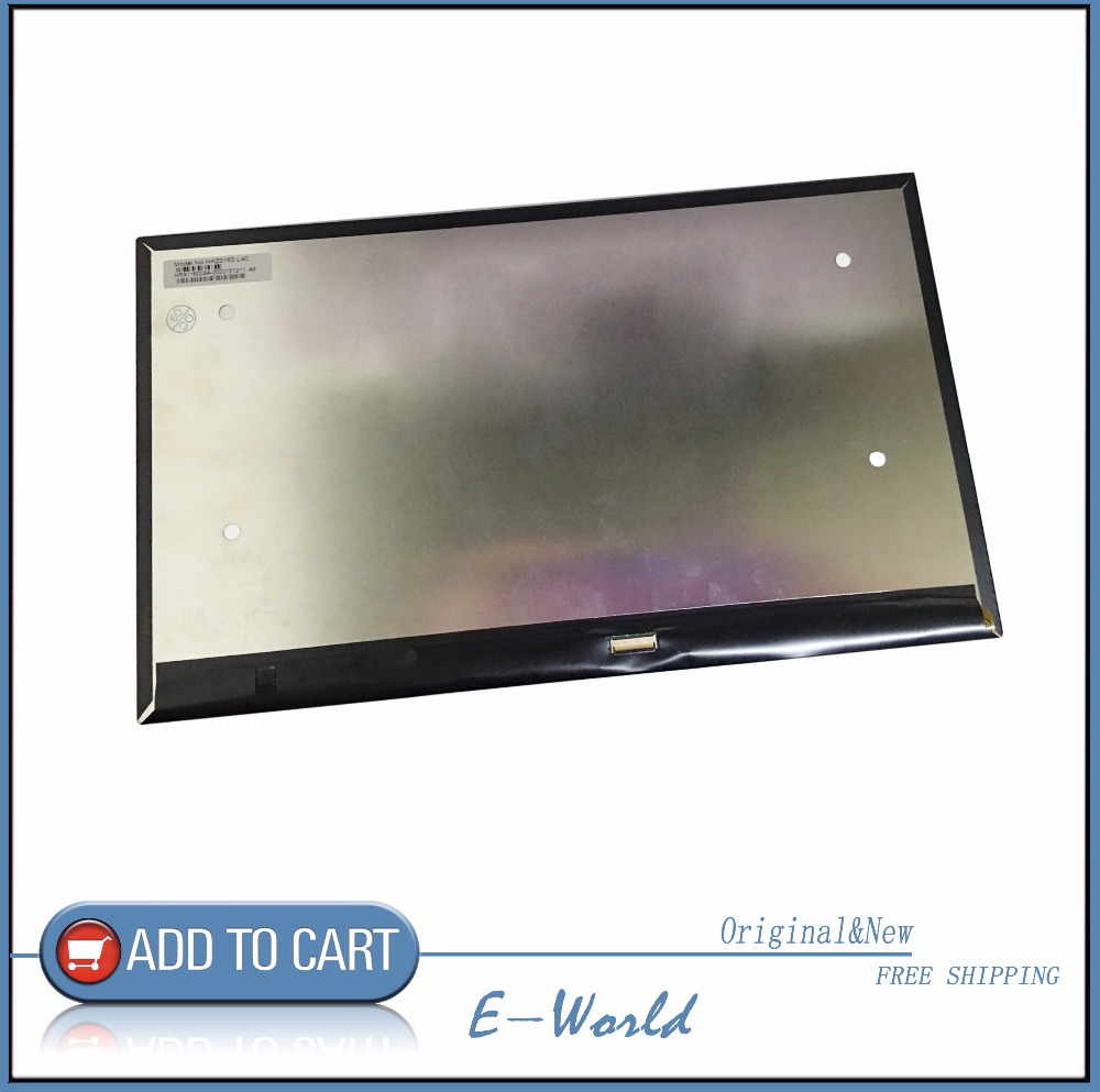 Original LCD screen HKZ0152-L40 HKZO152-L40 HKZO152-L4O HKZ0152-L4O HKZO152-L40 HKZ0152 HKZO152 free shipping ноутбук toshiba l40 a l40 at28w1 i5 4g 750g 2g