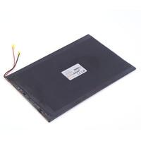 Lithium-ionen-akku 3,7 V 6000 mAH Li-Ion lithium-ionen-polymer-akku für GPS Aoson M19 M19 3G Tablet PC 3,5*100*140mm