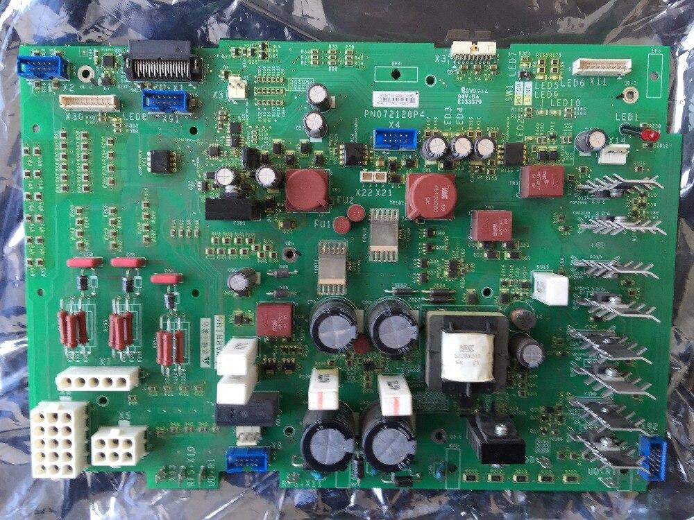 Inversor atv61/71 series 160/315/250kw Placa de fuente de alimentación PN072128P3 y PN072128P4