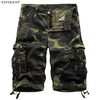 2017 Men Shorts Casual Camouflage Summer Men S Cargo Shorts Male Fashion Army Work Shorts Homme