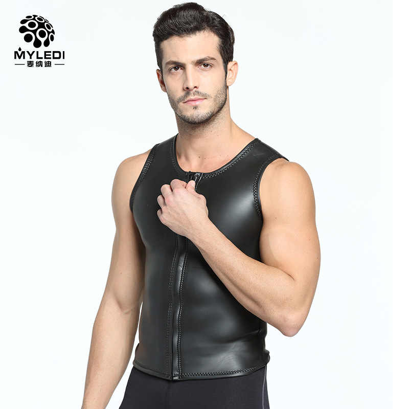 ebd234a243cb31 ... Dive Sail Wetsuit Vest Triathlon Men Swimwear Neoprene Tank Top Man  Surfing Bathing Suit Spear Fishing ...