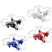FQ777 124 4CH 6 Axis Gyro RTF 3D Eversion RC Pocket Quadcopter Drone Toy High Quality