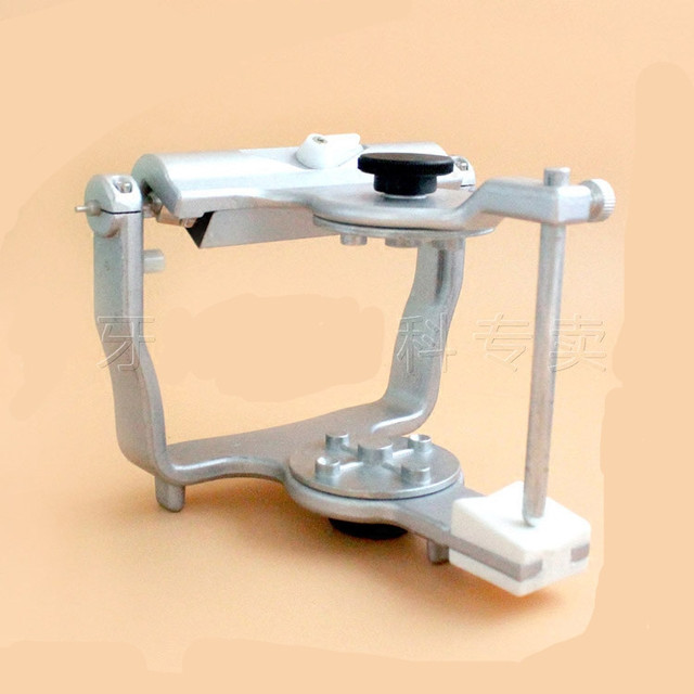 2016 New 1 Pieces Dental Laboratory Equipment Articulators Adjustable Denture Japan Style Anatomic Articulator Dentist