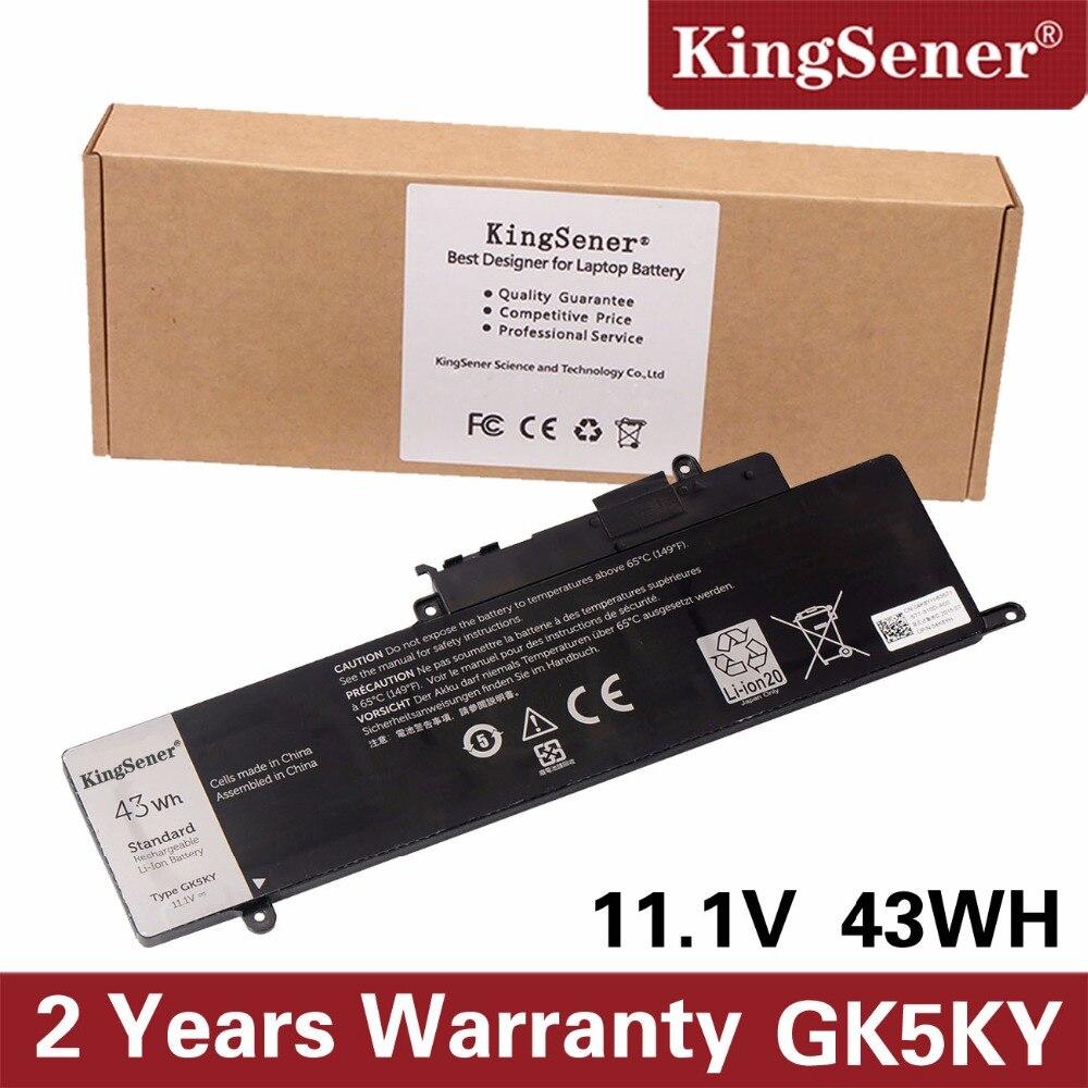 KingSener New GK5KY Laptop Battery For DELL Inspiron 13