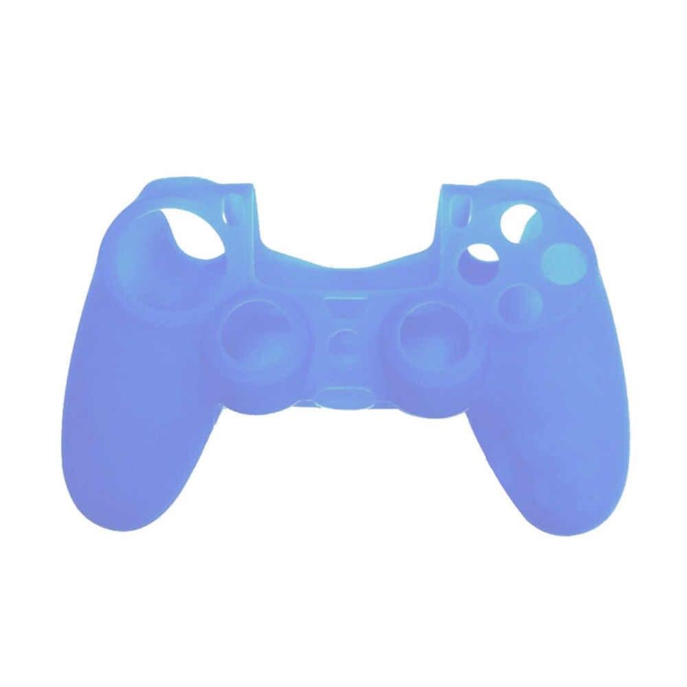 Bevigac силиконовый защитный чехол Чехол подставка для Sony контроллер PlayStation PS4 Play Station DS4 PS 4 игры проводной геймпад чехол