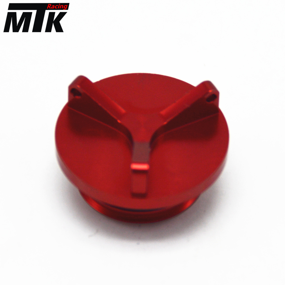MTKRACING M20*1.5 Motorcycle Engine oil filler cap For APRILIA SHIVER 750 2007 2008 2009 2011 2012 2013  TUONO 2006-2009 aftermarket free shipping motorcycle parts eliminator tidy tail for 2006 2007 2008 fz6 fazer 2007 2008b lack