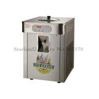 Commercial Gelato Machine Stainless Steel Desktop Hard Ice Cream Maker 220V Yield 18L/H for Dessert Shops Dinning Rooms