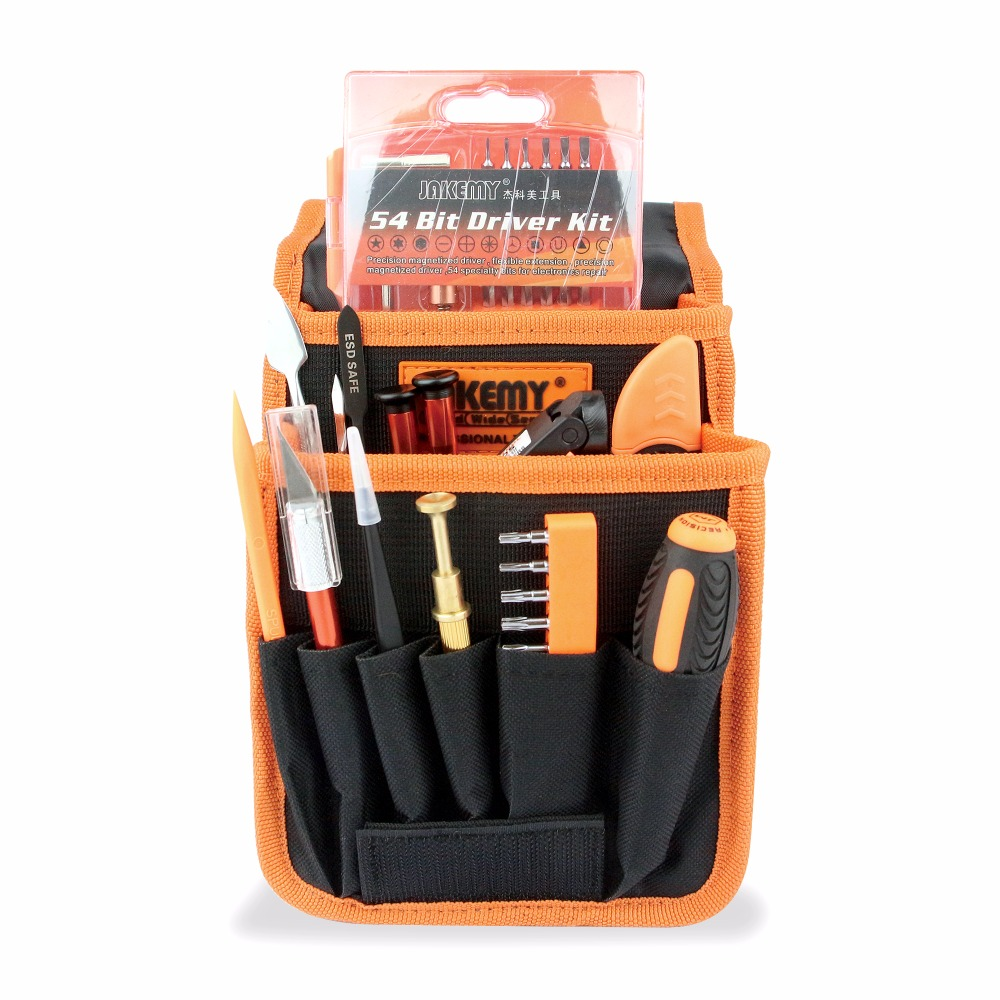 JAKEMY 84 in 1 Screwdriver Set iPhone Laptop Computer Electrical Repairing Magnetic Precision Screwdriver Knife Opener Tool Kit