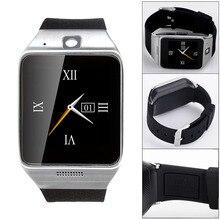 Neue L-128 Smart Uhr Bluetooth GSM SIM Karte NFC Gmail Facebook Wrist Smartwatch Für Android IOS iPhone HTC Samsung LG Sony