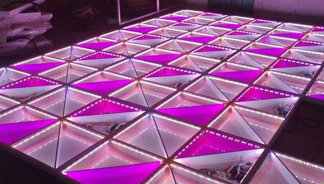 Led Dancing Floor Light Tile