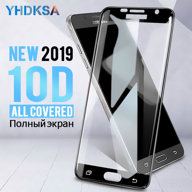 10D Full Cover <font><b>Tempered</b></font> <font><b>Glass</b></font> on the For <font><b>Samsung</b></font> Galaxy A3 A5 A7 <font><b>2017</b></font> <font><b>J3</b></font> J5 J7 2016 <font><b>2017</b></font> S7 Screen Protective <font><b>Glass</b></font> Film Case image