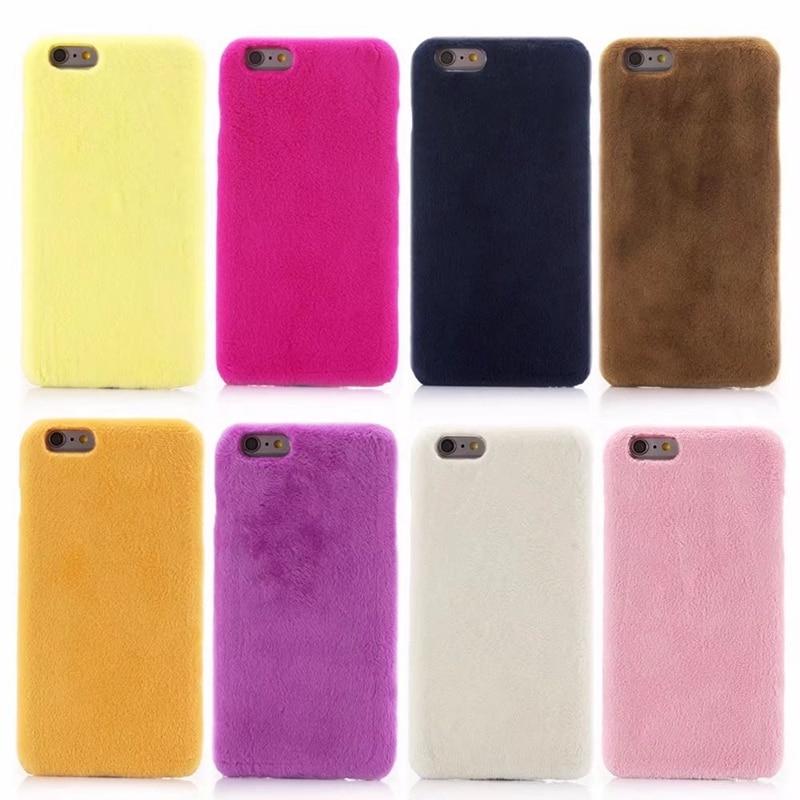 Pro případ Coque pro iPhone 6 6s Ultra tenký teplý plyšový - Příslušenství a náhradní díly pro mobilní telefony