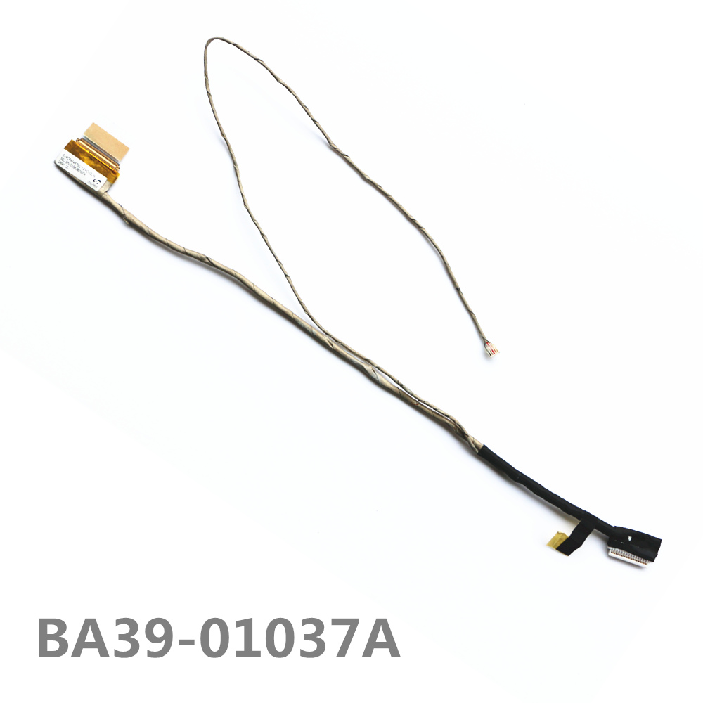 New BA39-01037A Lvds Cable For Samsung NP-QX411 NP-QX411-W01US QX411 Lcd Lvds Cable