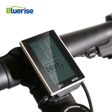 f8e8a80bb94d BR ciclismo ordenador inalámbrico 24 Horas Reloj función de escaneo detener  reloj Medición de grasa AVS MX TM multi- la función .