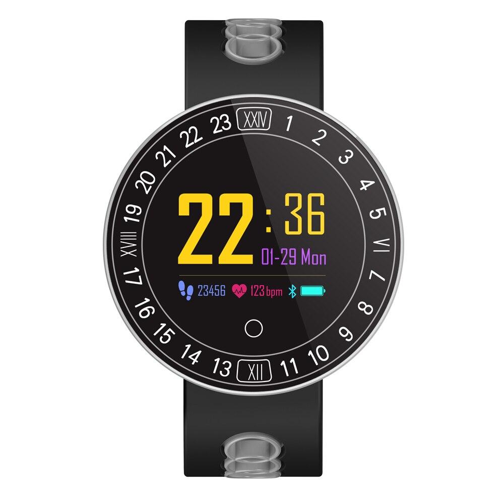 iRadish Smart watch Men Women Bluetooth Headphone Bracelet Sports / Waterproof / Heart Rate Monitor Fashion Wristband 3pcs/lot