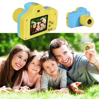 Halloween Multi function Digital Camera Children's Camera 1.5 inch LCD Birthday Gift Cartoon Photo Camera DV Kids Action Camera