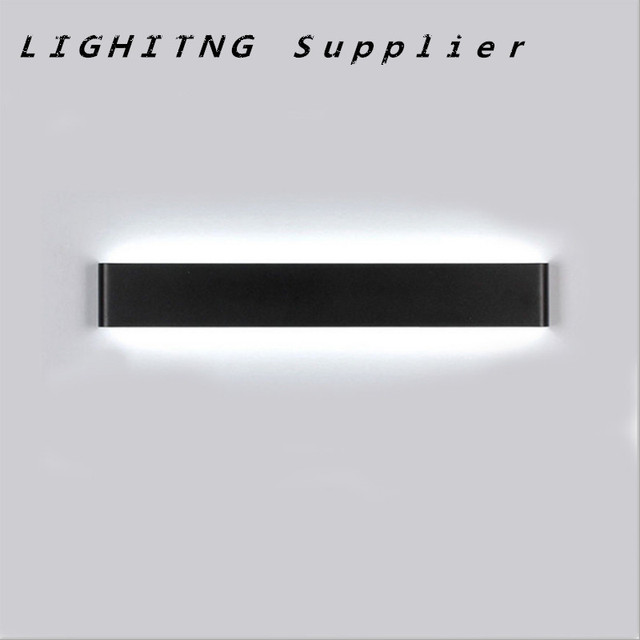 Modern 24 41 51 61cm Long Alloy Led Indoor Wall Sconces Lamps As Bedside Decoration Light Lighting Fixtures 100 240v Ac