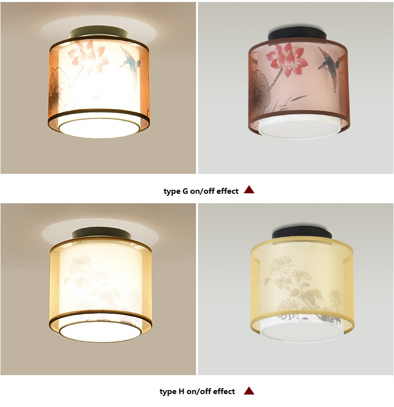 HTB1ClsXLIfpK1RjSZFOq6y6nFXa7 LED Ceiling Lights for Living Room | Living Room Ceiling Lights | Hot 17 Types Chinese Style LED Light Ceiling E27 110V 220V Fabric Ceiling Lamp for Living Room Aisle Balcony Porch