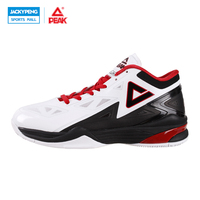 PEAK SPORT Lightning II Men Basketball Shoes Professional Athletic Competitions Sneakers FOOTHOLD Cushion 3 Tech Boots