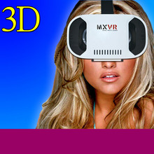 Cdragon VRพายุกระจกMXVRหัวติดตั้งแว่นตาเสมือนจริงVR VRกล่องโทรศัพท์มือถือโทรศัพท์3Dแว่นตาจัดส่งฟรี