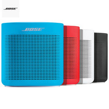 Bose Soundlink Color ii Bluetooth Speaker Portable Speakers IPX4 Waterproof 4 Colors Outdoor Party Climbing Bluetooth Speakers(China)