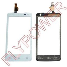100% warranty Touch Screen Digitizer Glass lensFor Philips Xenium W732 by free shipping