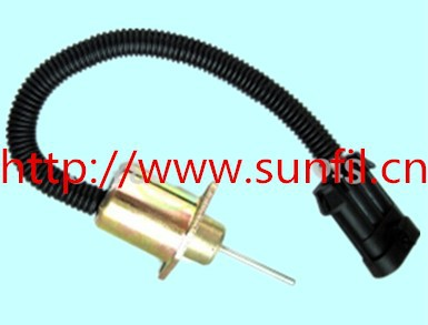 ФОТО Wholesale FUEL SHUTOFF SOLENOID 1G925-60011, 1503ES-12A5UC4S ,6691498 12V free shipping