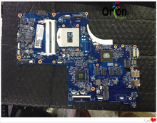 90 Days Warranty 720266-501 For HP Envy 17 laptop Motherboard Notebook Mainboard GT 740M 2G Available NEW